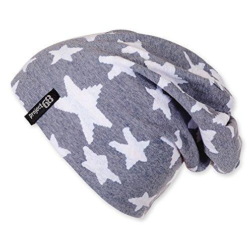 STERNTALER Le bonnet Beanie réversible chapeau bébé Bleu