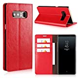 Best Matching Cases For Galaxy Note 4s - Yonanls Cover for Samsung Galaxy Note 8 Wallet Review