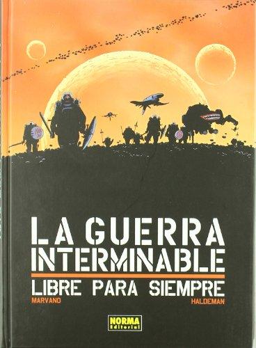 Descargar Libro LA GUERRA INTERMINABLE (CÓMIC EUROPEO) de Marvano