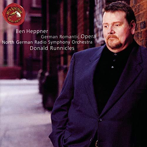 German Romantic Opera (Heppner Ben)