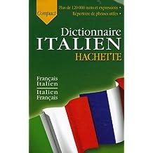 Dictionnaire compact italien : Français-italien et italien-français