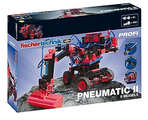 Fischertechnik 77791 - Profi Pneumatic II