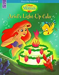 Ariel's Light-Up Cake