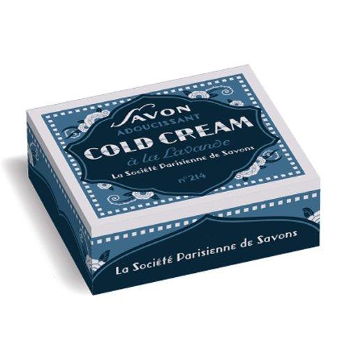 La Société Parisienne De Savons Savon Invité Cold Cream 50 g