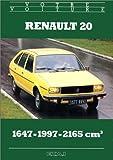 Votre Renault 20 L, TL, GTL, TS, LS, TX