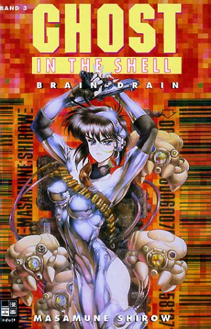 Ghost in the Shell: Brain-Drain (Shell-drain)