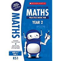 Maths practice book for ages 6-7 (Year 2). Boost success with complete national curriculum coverage (100 Practice Activities)