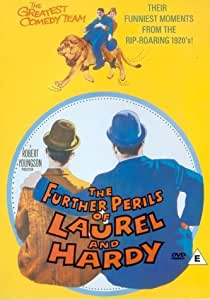 Laurel And Hardy - The Further Perils Of Laurel And Hardy [1950] [DVD]
