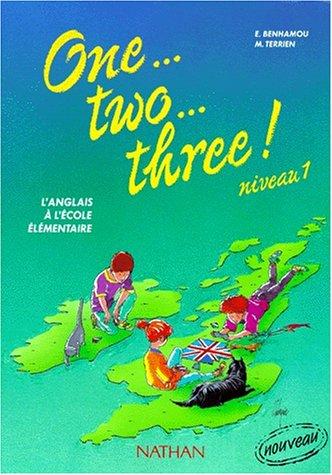 One two three, CM1, élève par Benhamou, Terrien