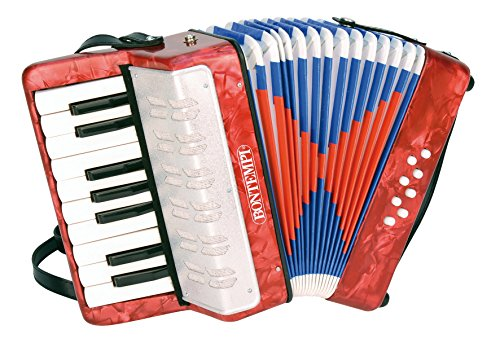 Bontempi – 331730 – Musikinstrument – Akkordeon