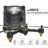 Hubsan H501S X4 Brushless 5.8G FPV Drone avec 1080 HD Caméra GPS RC Quadcopter RTF...