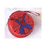 Étui de Transport pour écouteurs Spider Man, Sac de Rangement pour Argent, Mini Pochette pour écouteurs sans Fil Beats Bose, pour la fête des Enfants a...