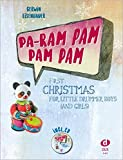 Pa-ram pam pam pam: First Christmas for Little Drummer Boys (and Girls)