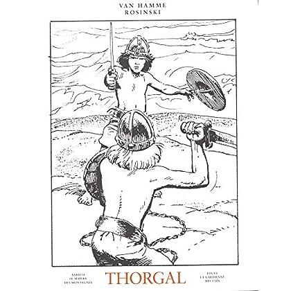 Intégrale Thorgal N/B - tome 3 - Intégrale Thorgal N/B volume 3