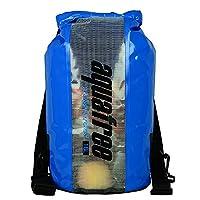 Aquafree dry bag, 18L blue Waterproof bag with Window of PVC Film