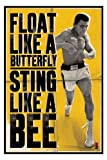 Affiche Mohamed Ali (Float Like A Butterfly) (61 x 91.5cm)