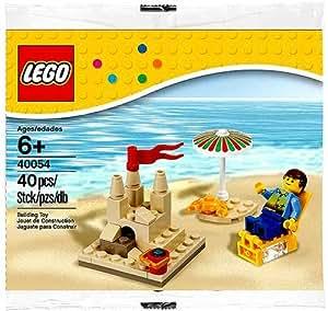 LEGO Saisonnier: Summer Scene (Beach Et Sand Castle) Jeu De Construction 40054 (Dans Un Sac)
