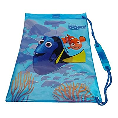 Disney Finding Dory Kid's Sports Bag, 44 cm, 14 Liters, Blue DORY002003 - childrens-sports-bags, childrens-bags