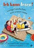 Ich kann lesen!: Lustige Geschichten zum ersten Lesen