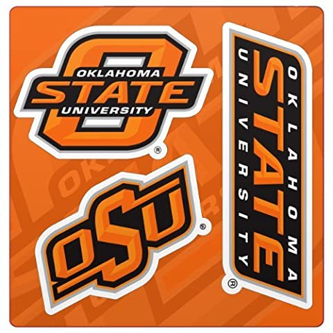 NCAA Oklahoma State Cowboys Magnet Sheet by Forever