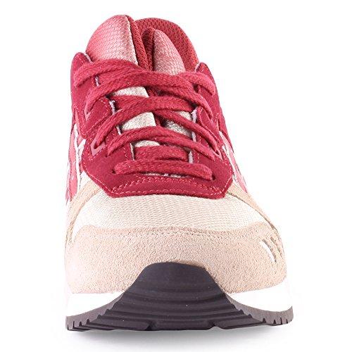 Asics Shoes GEL-LYTE III BURGUNDY 15/16 Asics Tiger Rouge
