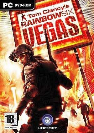 Ubisoft Tom Clancy's Rainbow Six: Vegas, PC