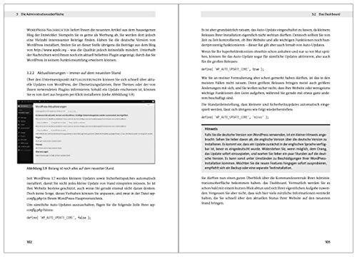 Galileo Computing: WordPress 4: Das umfassende Handbuch. Inkl. WordPress Themes, WordPress Templates, SEO, BackUp u.v.m. - 6