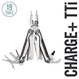 #7: Leatherman - Charge Plus TTi Multitool, Stainless Steel