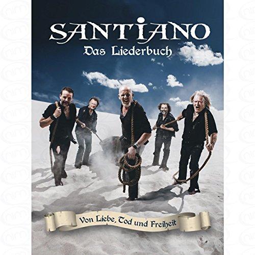 DAS LIEDERBUCH - arrangiert für Songbook [Noten/Sheetmusic] Komponist : Santiano
