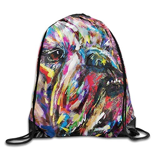 ruichangshichengjie Labor Day Personalized Gym Drawstring Bags Travel Backpack Tote School Rucksack