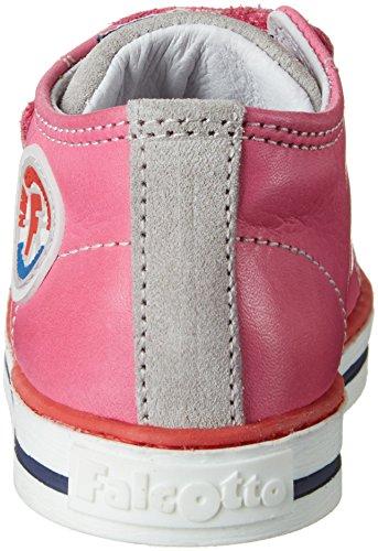 Falcotto Falcotto Michael, Chaussures Bébé marche bébé fille Rose