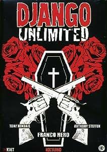 Django Unlimited ( Cofanetto 4 Dvd)