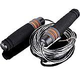 Balala Corde à Sauter Facilement réglable câble Compact et Portable, Fitness,...