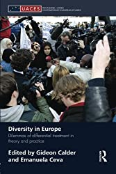 Diversity in Europe (Routledge/Uaces Contemporary European Studies)