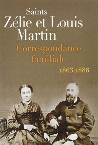 Correspondance familiale : 1863-1888