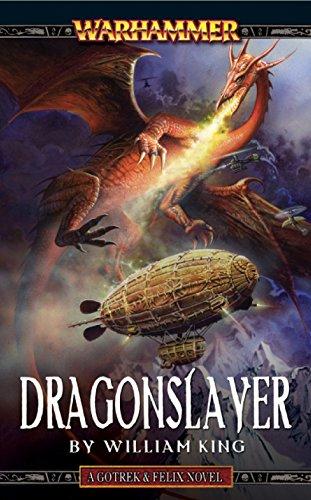Dragonslayer (Gotrek & Felix Book 4) (English Edition)