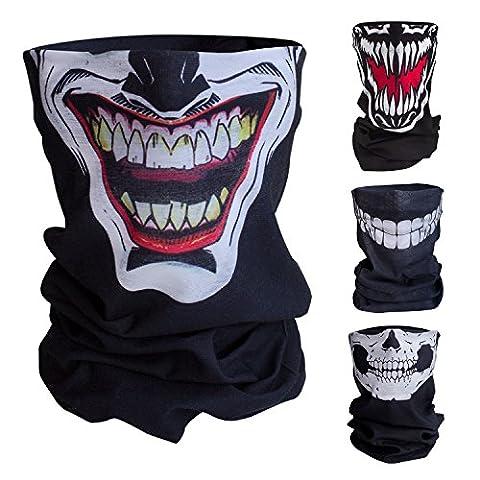Multi-Purpose Scarf Face Mask Scarf