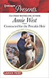 Contracted for the Petrakis Heir (One Night with Consequences)