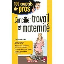 Concilier travail et maternité