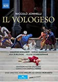 Jommelli, N.: Vologeso [Opera] (Staatsoper Stuttgart, 2015) (NTSC) [DVD]