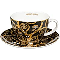 Porzellantasse Tasse Becher Mug cup Vanessa Bauer I Gustav Klimt Adele Bloch