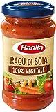 Barilla Sugo Ragù di Soia 100% Naturale, Senza Conservanti Aggiunti - 195 g