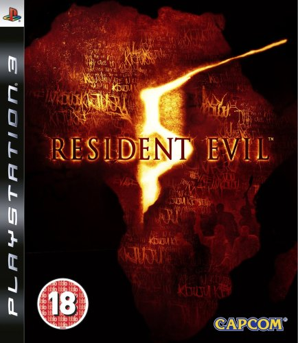 [Import Anglais]Resident Evil 5 Game PS3