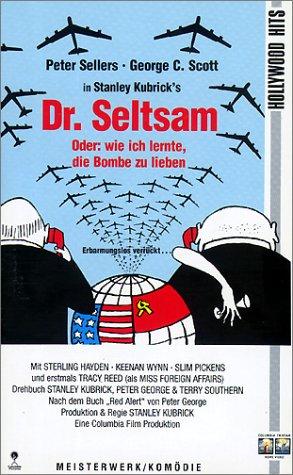 Bild von Dr. Seltsam - Oder: Wie ich lernte, die Bombe zu lieben [VHS]