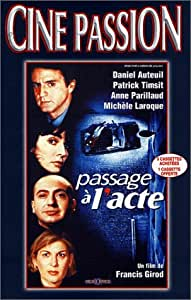 Passage à l'acte [VHS]