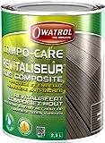 Owatrol Compo Care Holz Composite 2,5l braun
