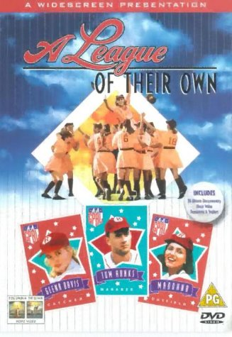 A League Of Their Own [DVD] [1992] for sale  Delivered anywhere in UK