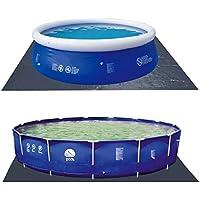 Jilong jl0161236nv01–P58GC 570x 570rotondo per piscine