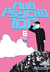 Mob Psycho 100 Edition simple Tome 6