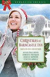 Christmas at Barncastle Inn (Romancing America)